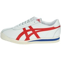 Chaussures Homme Baskets basses Onitsuka Tiger 1183B397 Blanc/Rouge