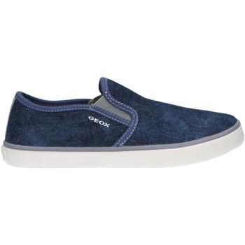 Chaussures Garçon Baskets mode Geox J94A7A 01311 J KILWI Azul