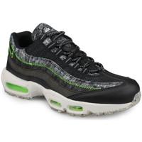 Chaussures Homme Baskets basses Nike Air Max 95 Noir Noir
