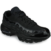 Chaussures Femme Baskets basses Nike WMNS  Air Max 95 Noir Noir