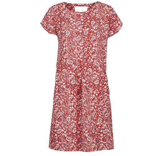 Vêtements Femme Robes courtes Only ONLNOVA Rouge