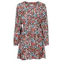 Vêtements Femme Robes courtes Only ONLTAMARA Rouge / Noir