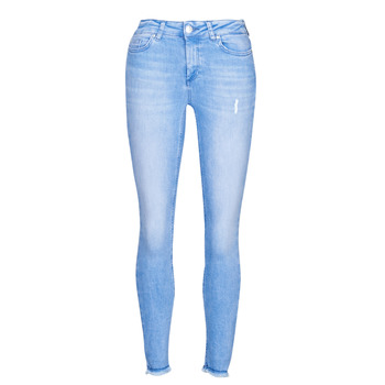 Vêtements Femme Jeans slim Only ONLBLUSH Bleu clair