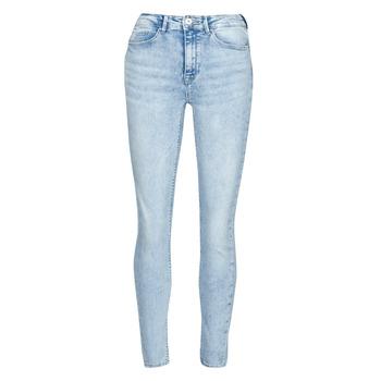 Vêtements Femme Jeans slim Only ONLPAOLA Bleu clair