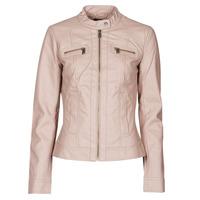 Vêtements Femme Vestes en cuir / synthétiques Only ONLBANDIT Rose