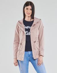 Vêtements Femme Parkas Only ONLLORCA Rose
