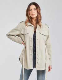Vêtements Femme Vestes / Blazers Only ONLNORA Beige