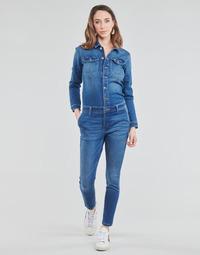 Vêtements Femme Combinaisons / Salopettes Only ONLCALLI Bleu medium