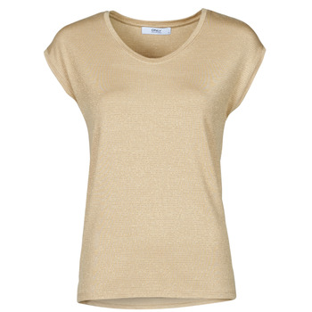 Vêtements Femme Tops / Blouses Only ONLHARPER Beige