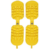 Accessoires Accessoires chaussures Sidas Ski Boots Traction Yellow Jaune