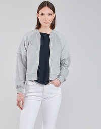 Vêtements Femme Sweats JDY JDYNAPA L/S RAGLAN BOMBER JRS Gris