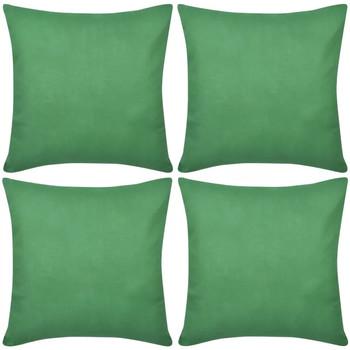 Maison & Déco Housses de coussins Vidaxl 40 x 40 cm Vert