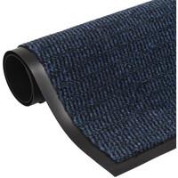 Parures de lit Tapis Vidaxl 60 x 90 cm Bleu