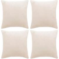 Maison & Déco Housses de coussins Vidaxl 40 x 40 cm Blanc