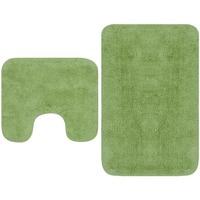 Maison & Déco Tapis de bain Vidaxl  Vert