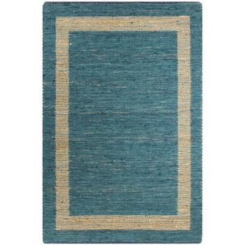 Maison & Déco Tapis Vidaxl Tapis 160 x 230 cm Bleu