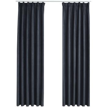 Maison & Déco Rideaux, stores Vidaxl 140 x 245 cm Gris