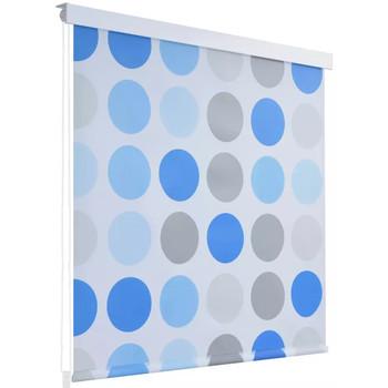 Maison & Déco Rideaux, stores Vidaxl 100 x 240 cm Bleu