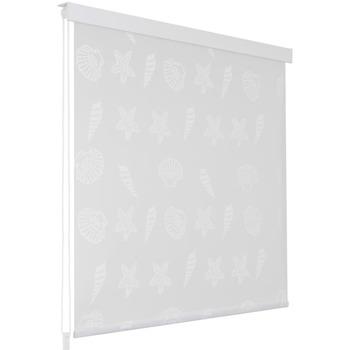 Maison & Déco Rideaux, stores VidaXL Rideau de douche 100 x 240 cm Gris