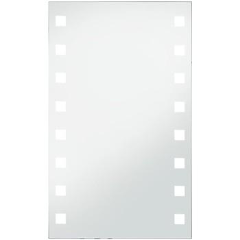Maison & Déco Miroirs Vidaxl Miroir à LED 60 x100 cm Argent