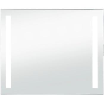 Maison & Déco Miroirs Vidaxl 80 x 60 cm Argent