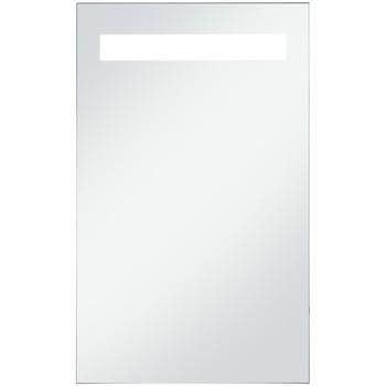 Parures de lit Miroirs Vidaxl 60 x 100 cm Argent