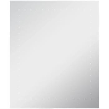 Maison & Déco Miroirs Vidaxl Miroir à LED 50 x 60 cm Argent