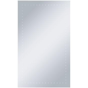 Maison & Déco Miroirs VidaXL Miroir à LED 60 x 100 cm Argent