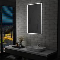 Maison & Déco Miroirs Vidaxl 60 x 100 cm Argent