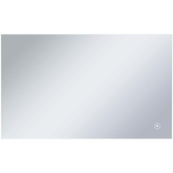 Maison & Déco Miroirs Vidaxl Miroir à LED 100 x 60 cm Argent