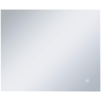Maison & Déco Miroirs Vidaxl Miroir à LED 60 x 50 cm Argent