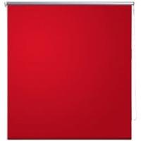 Maison & Déco Rideaux, stores Vidaxl 100 x 175 cm Rouge
