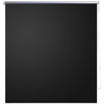 Maison & Déco Rideaux, voilages, stores Vidaxl Store 100 x 230 cm Noir