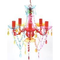 Maison & Déco Lustres, suspensions et plafonniers Vidaxl Lustre Multicolore