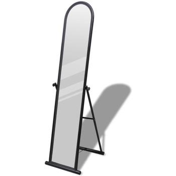 Maison & Déco Miroirs Vidaxl Miroir 38 x 43 x 152 cm Noir