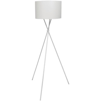 Maison & Déco Pochettes / Sacoches Vidaxl Lampe Blanc