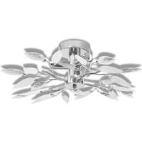 Maison & Déco Lustres, suspensions et plafonniers Vidaxl Plafonnier 45 x 15 cm Blanc