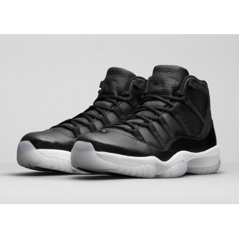 Chaussures Baskets montantes Nike Air Jordan 11 72-10 Black/Gym Red-White-Anthracite