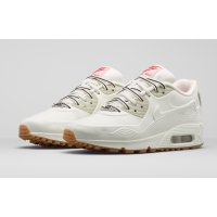 Chaussures Baskets basses Nike Air Max 90 VT Tokyo White/White-Light Beige Chalk-Velvet Brown