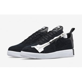 Chaussures Baskets basses Nike Air Force 1 Lunar x Acronym Black/White Black/White-Black