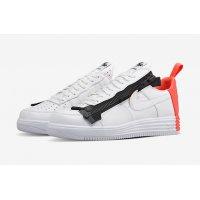 Chaussures Baskets basses Nike Air Force 1 Lunar x Acronym Crimson White/Bright Crimson-Black