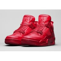 Chaussures Baskets montantes Nike Air Jordan 11lab4 Red University Red/University Red-White