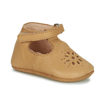 Chaussures Enfant Chaussons Easy Peasy LILLYP Marron
