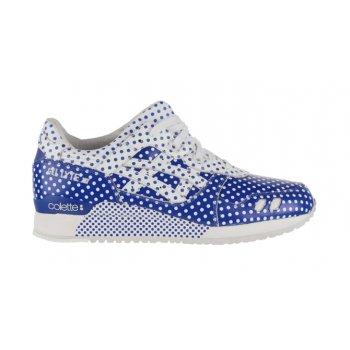 Chaussures Baskets basses Asics Gel Lyte 3 x Colette Dark Blue/White