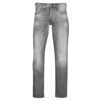 Vêtements Homme Jeans droit G-Star Raw 3301 STRAIGHT Gris
