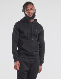 Vêtements Homme Sweats G-Star Raw PREMIUM BASIC HOODED SWEATE Noir
