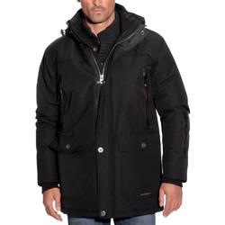Vêtements Homme Blousons Sun Valley SV-ANTALYA Noir