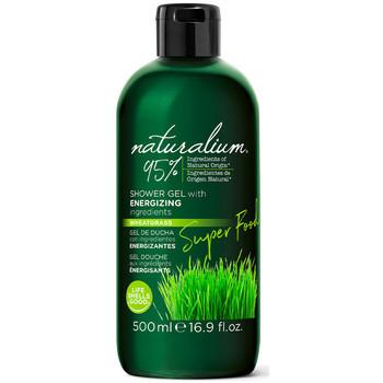 Beauté Produits bains Naturalium Super Food Wheatgrass Energizing Gel Douche