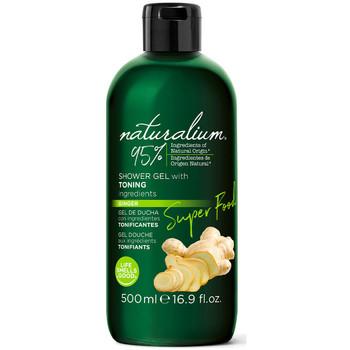 Beauté Produits bains Naturalium Super Food Ginger Toning Gel Douche