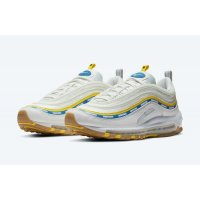 Chaussures Baskets basses Nike Air Max 97 x undefeated Sail Sail/White/Aero Blue/Midwest Gold